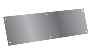 Stainless Steel Kick Guard Plate