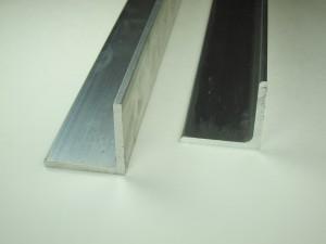 Architectural Angle (Sharp Corner) vs. Structural Angle