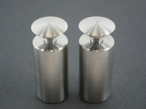 Low Profile Stainless 1'' Diameter Standoff