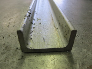 Hot Rolled Stainless Channel