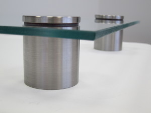 2 Inch Stainless Glass Spacer