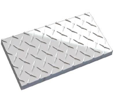 Monarch Metal Architectural Metal - Aluminum Diamond-Tread Plates