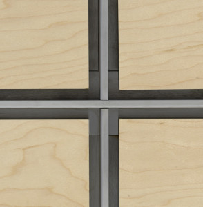 Stainless Wall Panel System