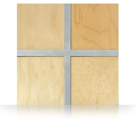 Monarch Metal Wall Panel System - 1/2″ Captured