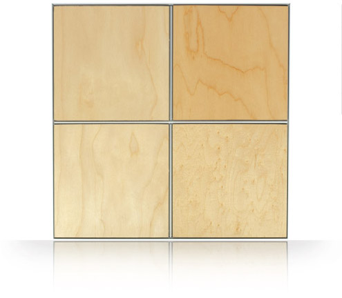 Monarch Metal Wall Panel System - Narrow Reveal