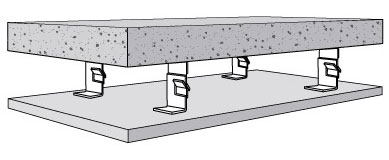Interior Ceiling System MFCEIL-S